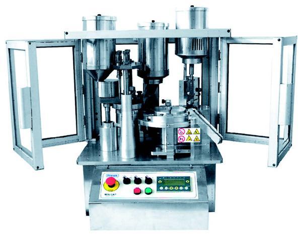 Автоматическая машина для наполнения капсул MINI CAP PHARMAG