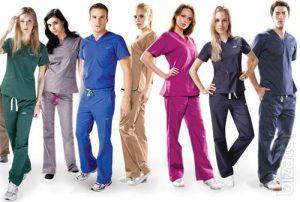 Выбор одежды для медицинского персонала
