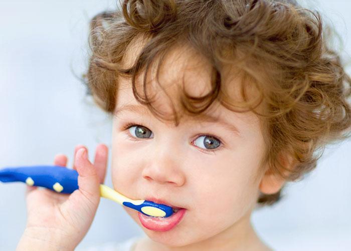 Вопросы лечения детских зубов