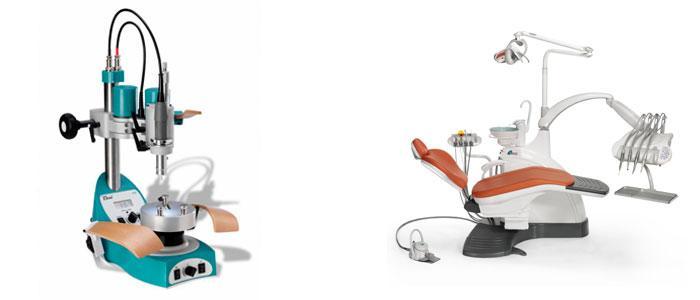 Современные стоматологические установки