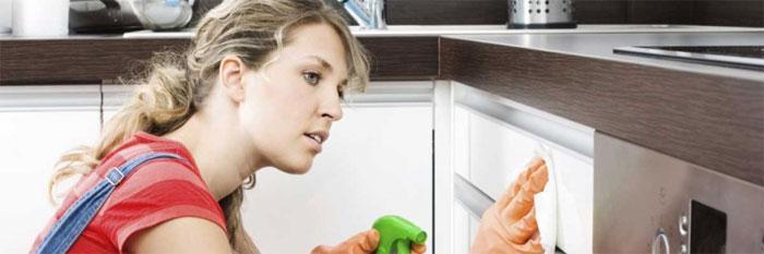 Средства дезинфекции для уборки дома