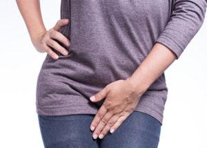Снижение тонуса тазового дна у женщин