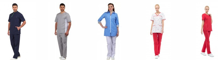 Критерии выбора медицинской одежды