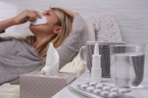 Безобидный насморк может стать причиной менингита?