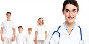Получение медицинских услуг