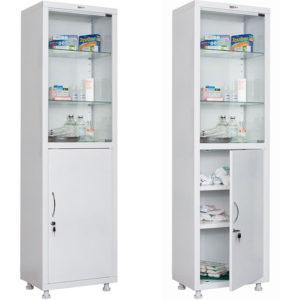 Шкаф медицинский: критерии выбора и назначение