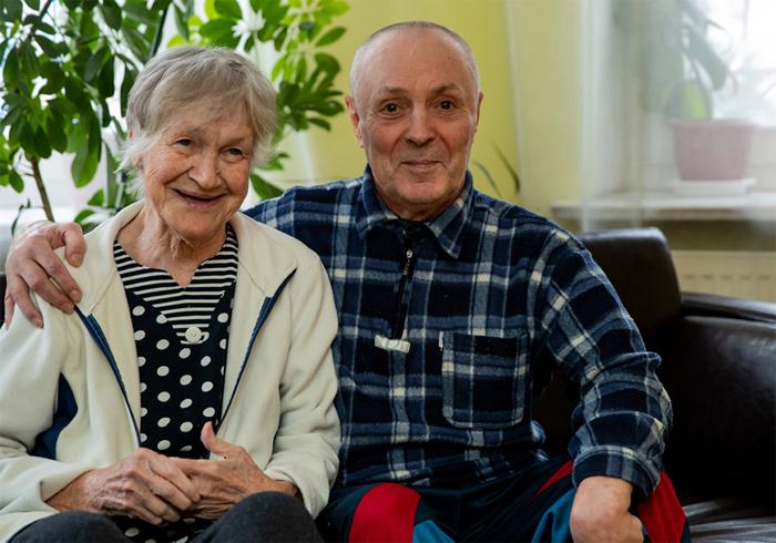Преимущества содержания пожилых людей в пансионате